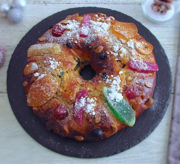 Portuguese king cake