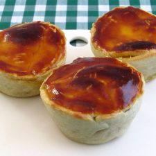Mini seafood pies