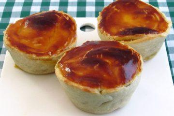 Mini seafood pies