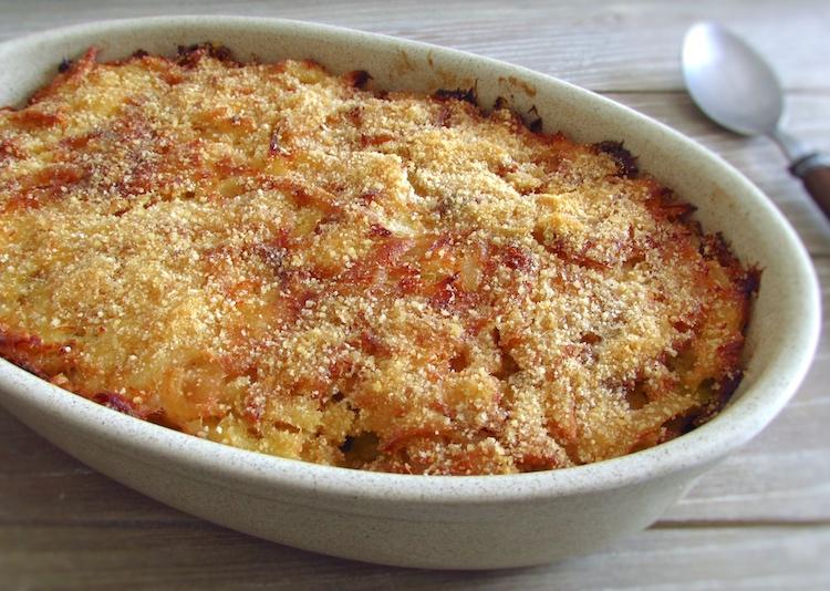 Bacalhau gratinado no forno | Food From Portugal