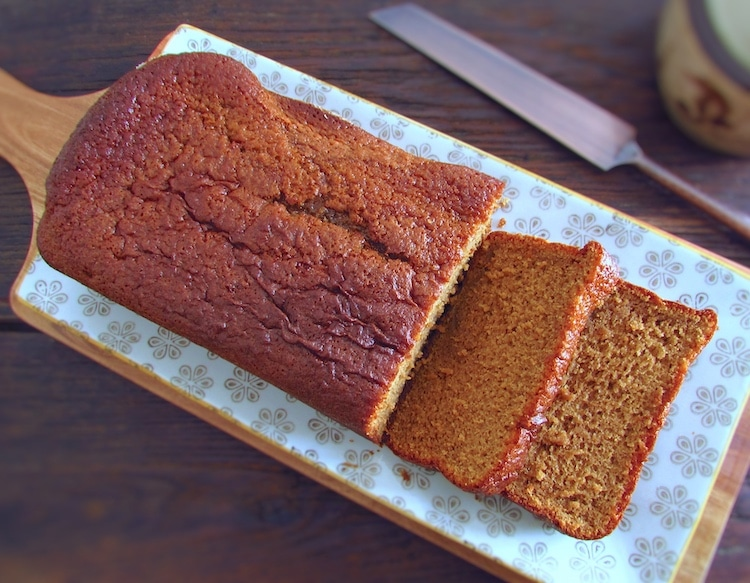 Brown Sugar And Honey Cake Food From Portugal