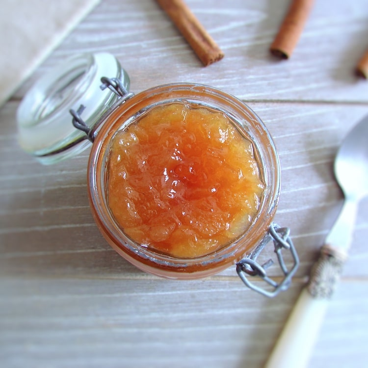 Pear and honey jam | Food From Portugal